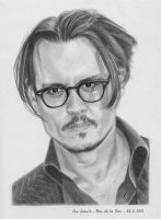 Johnny Depp - London, June 2009 by shaman-art