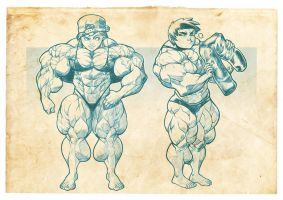 Big + Strong by Gettar82