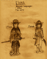 The elves by TossarN