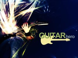 GUITARhero by ChimpanZ