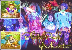 4minute - PhotoPack What Your Name? by ArianaMoya