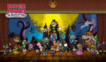 Paper Mario: The Book of Ages by ChetRippo