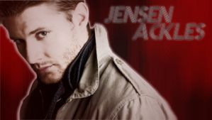 Jensen Ackles Wallpaper by The-Light-Source
