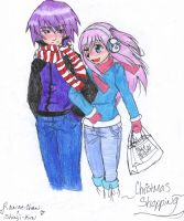 Reverseshipping-Xmas Shopping by Sasuke323