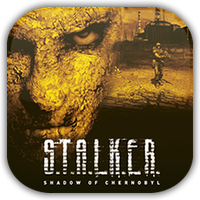 STALKER Game Icon by Wolfangraul