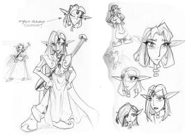 TOTBS Sketches 2 by TerryTibke