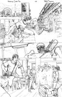 Amazing Spider Man 589 page 02 by PauloSiqueira