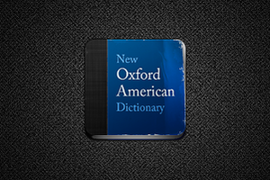 New Oxford American Dictionary for Jaku by kevinhamil
