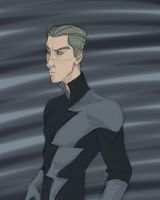 Q is for Quicksilver by pmaestro