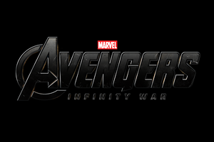 Marvel's THE AVENGERS: INFINITY WAR - LOGO by MrSteiners