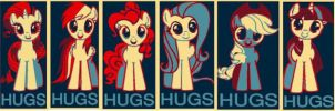 Hugs wallpaper by snakeman1992
