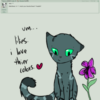 Ask Surgepaw :: Answer 1 by Silvaina