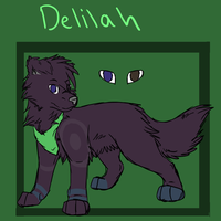 Delilah ref by LarsonCross