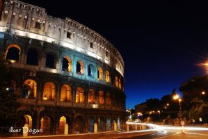 Rome V by ilkerdgn