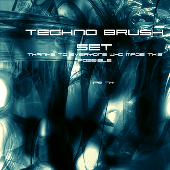 Techno Abstract by ark9