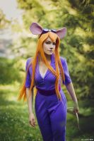 Cosplay Gadget Hackwrench from Chip and Dale by lAmikol