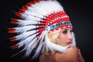 Headdress by JimP4nsen