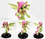 Flutterbat gonna getcha by dustysculptures