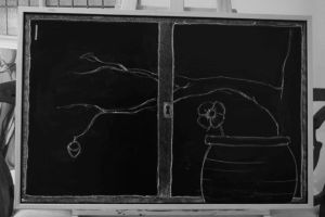 The acorn [Chalkboard Animation] by Kay950