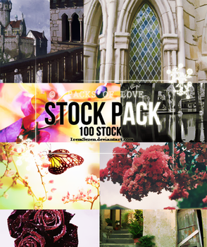 Stock Pack (2) by IremSezen