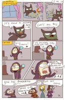 Legacy of Kain, doodles 54 by Ayej