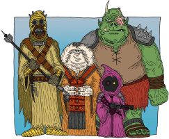 Scum and Villainy by Lordwormm