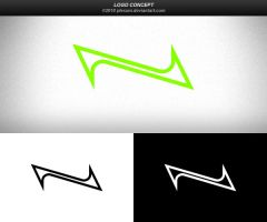 Abstract Logo Concept by Plexum