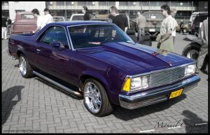 1981  Chevrolet El Camino by compaan-art