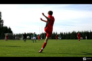 soccer time by BeJay