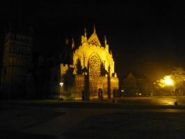 Exeter at Night: 8 by yaschaeffer