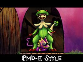PMD-E STYLE by Haychel