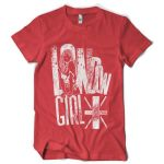 London Girl by tshirt-factory