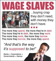 Wage Slaves by OrderOfTheNewWorld