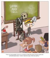 Show and tell by Sheharzad-Arshad