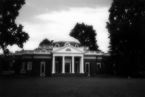 tHE sPECTRE oF mONTICELLO by Mirrormere
