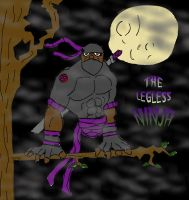 The Legless Ninja by jakester2008