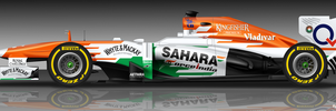 Force India VJM06 by pieczaro