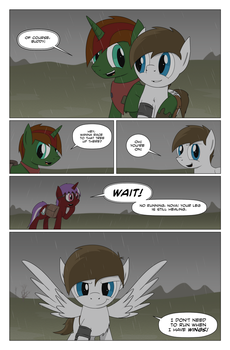 Fallout Equestria: Grounded page 78 by BruinsBrony216