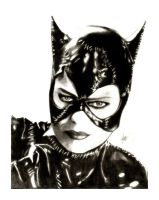 Catwoman by IronMaiden720