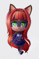 Chibi Silena by CofL-fee