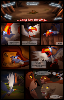Mufasa's Reign: Chapter 1: Page 24 by albinoraven666fanart