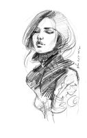 daily sketch 1297 by nosoart