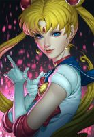 Sailor moon coloring contest! by DHTenshi
