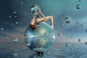 Sphere Rising by sylver-dali