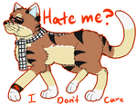 Love me or Hate me by AquatheOhioKitty