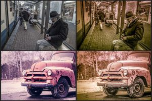 Vintage HDR - Free Lightroom Vintage Preset 014 by nuugraphics