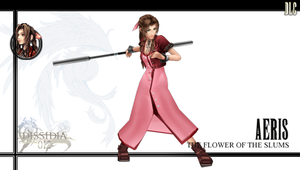 Aeris - The flower of the slums by 2PlayerWins