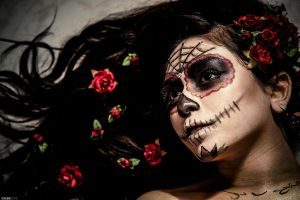 Dia de los Muertos (Day of the Dead) by miss-gidget
