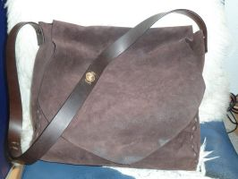 Leatherbag by Andorian