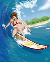 Surfin' Shang Xiang by riva13